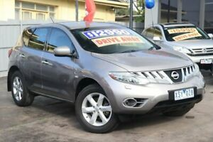 2010 Nissan Murano Z51 ST 6 Speed Constant Variable Wagon Watsonia Banyule Area Preview