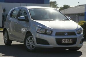 2012 Holden Barina TM Nitrate 5 Speed Manual Hatchback Rocklea Brisbane South West Preview