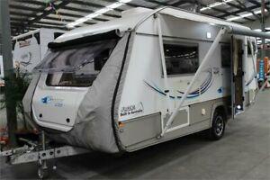 2012 Jurgens SKYGAZER J22 SERIES J2205 Caravan Kilburn Port Adelaide Area Preview