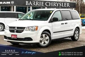 2017 Dodge Grand Caravan ***CANADIAN VALUE PACKAGE ***