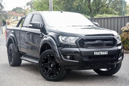 2017 ford ranger px mkii my18 xlt 32 4x4 shadow black 6 speed 2017 ford ranger px mkii xlt super cab shadow black 6 speed sports automatic utility fandeluxe Gallery