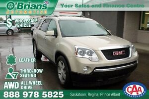 2010 GMC Acadia SLT - Wholesale Unit w/AWD