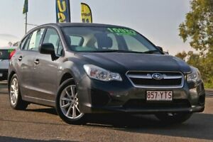 2015 Subaru Impreza G4 MY14 2.0i Lineartronic AWD Grey 6 Speed Constant Variable Hatchback Gympie Gympie Area Preview