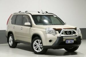 2012 Nissan X-Trail T31 MY11 ST (4x4) Gold 6 Speed CVT Auto Sequential Wagon