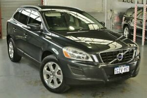 2010 Volvo XC60 DZ MY10 LE Geartronic AWD Saville Grey 6 Speed Sports Automatic Wagon Myaree Melville Area Preview