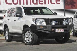 2012 Toyota Landcruiser Prado KDJ150R GX White 5 Speed Sports Automatic Wagon Mount Gravatt Brisbane South East Preview