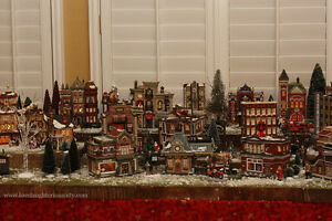 Christmas Villages amp Houses 1991 Now EBay