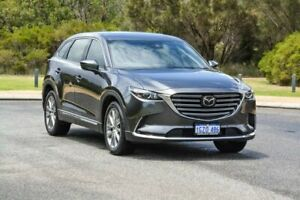 2019 Mazda CX-9 TC GT SKYACTIV-Drive i-ACTIV AWD Grey 6 Speed Sports Automatic Wagon Cannington Canning Area Preview