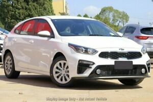 2019 Kia Cerato BD MY19 S White 6 Speed Sports Automatic Hatchback Old Reynella Morphett Vale Area Preview