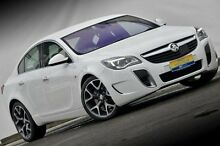 2015 Holden Insignia GA MY16 VXR AWD White 6 Speed Sports Automatic Sedan Ferntree Gully Knox Area Preview
