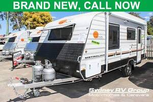 C752 BEST SELLING MODEL BY NOVA! MetroLink 16ft6, Stylish! Penrith Penrith Area Preview