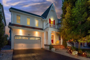 One-Of-A-Kind-Home! In Desirable Prestigious Brooklin.  $749,900