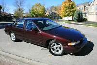 1996 Chevy Impala SS in Amazing Condition