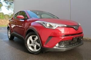 2018 Toyota C-HR NGX10R S-CVT 2WD Red 7 Speed Constant Variable Wagon Old Reynella Morphett Vale Area Preview