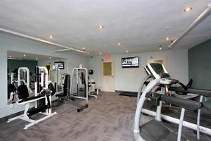Renovated Spacious Clean+Gym+Private Balcony! London Ontario image 6