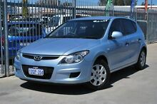 2011 Hyundai i30 FD MY11 SX Clean Blue 4 Speed Automatic Hatchback Maddington Gosnells Area Preview