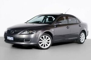2005 Mazda 6 GG1032 Luxury Sports Grey 5 Speed Sports Automatic Hatchback Port Melbourne Port Phillip Preview