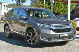 2019 Honda CR-V RW MY19 VTi-S FWD Modern Steel 1 Speed Constant Variable Wagon Wyoming Gosford Area Preview