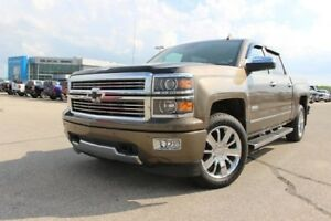 2015 Chevrolet Silverado 1500 High Country *REAR DVD, SUNROOF, N