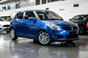 2013 Suzuki Swift FZ GLX Blue 5 Speed Manual Hatchback Westmeadows Hume Area Preview