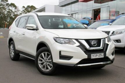 2018 Nissan X-Trail T32 Series II ST X-tronic 2WD Ivory Pearl 7 Speed Constant Variable Wagon Liverpool Liverpool Area Preview