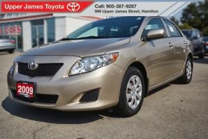 2009 Toyota Corolla CE - AS IS SPECIAL!