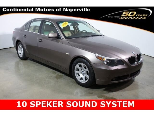 Image 1 of BMW: 5-Series 525i Brown…
