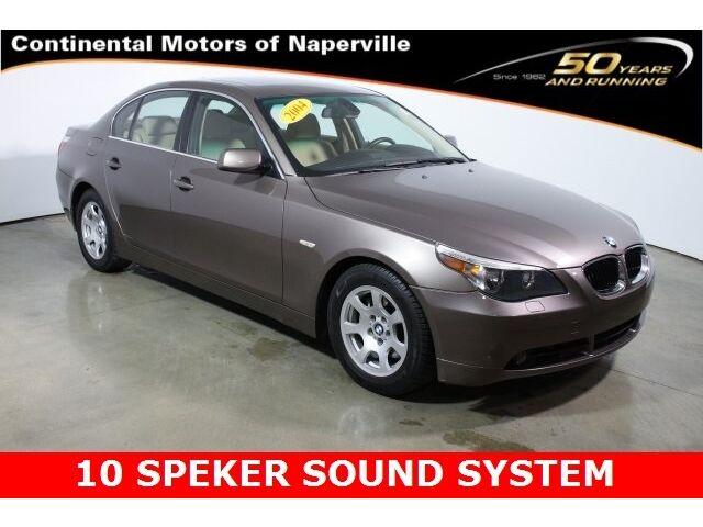 Imagen 1 de BMW 5-series  brown