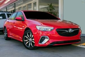 2018 Holden Commodore ZB RS Red Sports Automatic Berwick Casey Area Preview