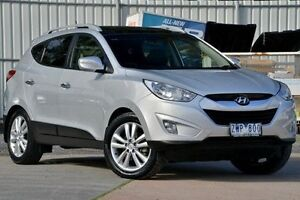 2013 Hyundai ix35 Silver Sports Automatic Wagon Ferntree Gully Knox Area Preview