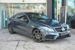 2015 Mercedes-Benz E-Class C207 806MY E250 7G-Tronic + Grey 7 Speed Sports Automatic Coupe South Melbourne Port Phillip Preview