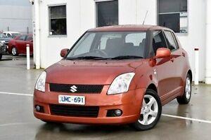 2006 Suzuki Swift RS415 S Orange 5 Speed Manual Hatchback Pakenham Cardinia Area Preview