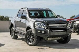 2016 Holden Colorado RG MY17 Z71 Pickup Crew Cab Grey 6 Speed Sports Automatic Utility Aspley Brisbane North East Preview