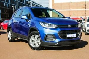 2018 Holden Trax TJ MY18 LS Blue 6 Speed Automatic Wagon Fremantle Fremantle Area Preview