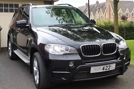 2010 BMW X5 30d SE AUTO