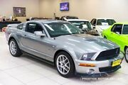 2007 Ford Mustang GT Grey Manual Coupe Carss Park Kogarah Area Preview