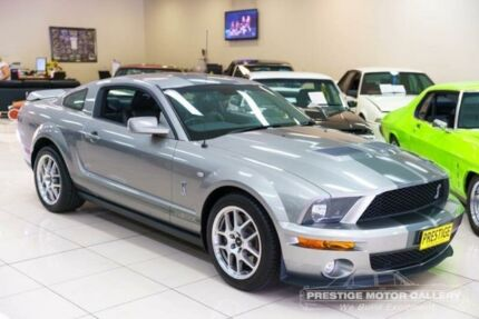2007 Ford Mustang GT Grey Manual Coupe