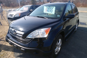 SOLD!!! 2009 Honda CRV EX-L  GREAT SHAPE!!