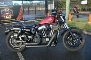 2016 Harley-Davidson XL1200X Forty Eight Nerang Gold Coast West Preview