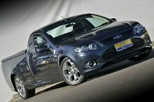 2012 Ford Falcon FG MkII XR6 Ute Super Cab Turbo 6 Speed Sports Automatic Utility Ferntree Gully Knox Area Preview