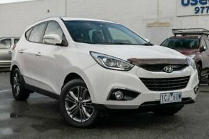2014 Hyundai ix35 LM3 MY14 Trophy White 6 Speed Sports Automatic Wagon Dandenong Greater Dandenong Preview