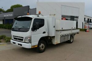 2010 MITSUBISHI FUSO CANTER - Service Vehicle - Crane Truck - SN#6062 Acacia Ridge Brisbane South West Preview