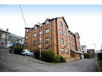 Retirement flat for rent in Llys Nazareth, Pentre