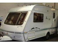 Swift Challenger 480 2 berth 2004 caravan