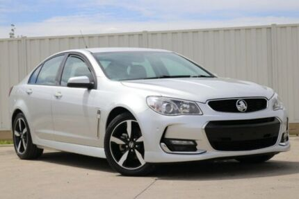 2017 Holden Commodore VF II MY17 SV6 Silver 6 Speed Sports Automatic Sedan South Morang Whittlesea Area Preview