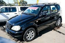 2000 Mercedes-Benz ML320 W163 MY2000 Luxury 5 Speed Sports Automatic Wagon Ringwood East Maroondah Area Preview
