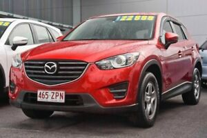 2016 Mazda CX-5 KE1072 Maxx SKYACTIV-Drive Red 6 Speed Sports Automatic Wagon Capalaba Brisbane South East Preview