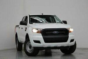 2015 Ford Ranger PX MkII XL Double Cab Plus White 6 Speed Sports Automatic Utility Altona North Hobsons Bay Area Preview