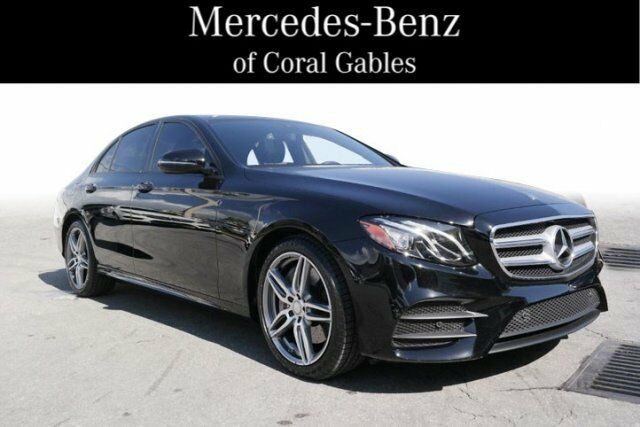 Image 1 Voiture American used Mercedes-Benz E-Class 2017