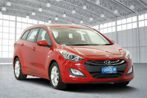 2013 Hyundai i30 GD Active Tourer Cool Red 6 Speed Sports Automatic Wagon